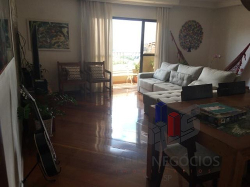 Apartamento À Venda Em Vila Marina - Ap008154
