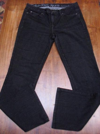 Jean Calvin Klein Importado Ultimate Bootcut Oxford Talle 29