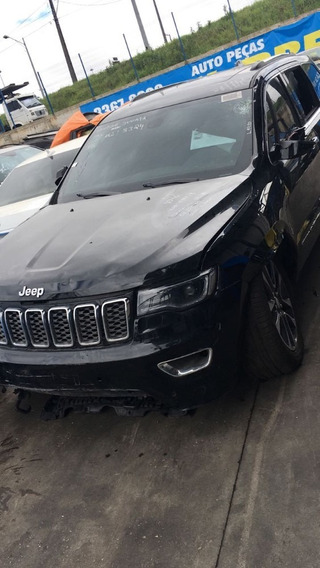 Jeep Grand Cherokee 2014 Sucata Para Venda De Peças