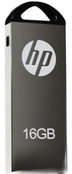 Mini Pendrive Hp 16gb V220w Produto No Brasil Envio Imediato