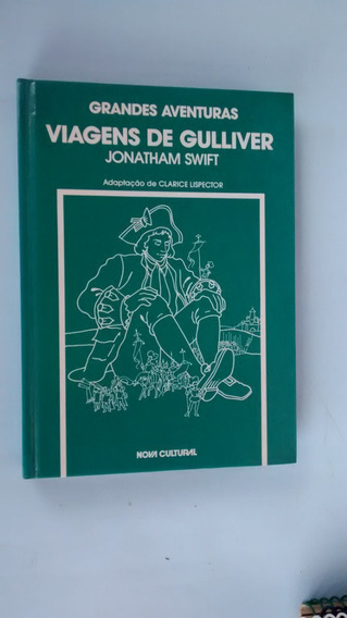 Livro: Viagens De Guliver: Adaptação De Clarice Lispector