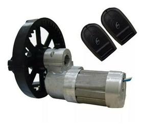 Kit Automatizador Motor Porta De Enrolar Loja Comercial Fass