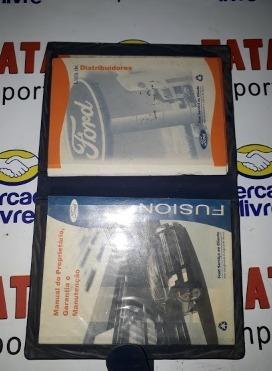 Manual Do Proprietário Fusion 2008 -12720 Cx207