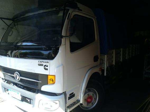Camion Dfm Duolica 1064 Cj 10 Año 2017 - Pocos Kms