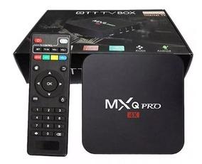 Conversor Smart Tvbox 4k 16gb 2g Saída Av/hdmi Menor Preço