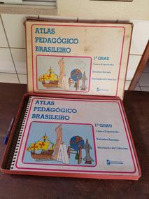 Atlas Pedagógico Brasileiro 1970/80