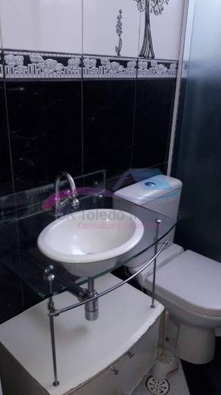 Oportunidade Urgente: Apartamento Em Condomínio Padrão Para Venda No Bairro Vila Sílvia, 2 Dorm, 1 Vagas, 54 M - 837