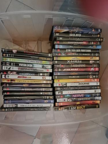 Imagem 1 de 1 de Dvds De Filmes Cada R$2,00.