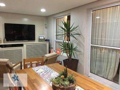 Elo Apartamento Pronto Para Morar_ 133m² De Área Útil - Impecável- Varanda Gourmet -3 Suítes- 2 Vagas- Padre Machado- Metrô Santa Cruz- Vl. Mariana - Ap4015