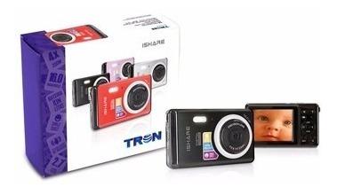 Câmera Digital Tron Ishare 16mp