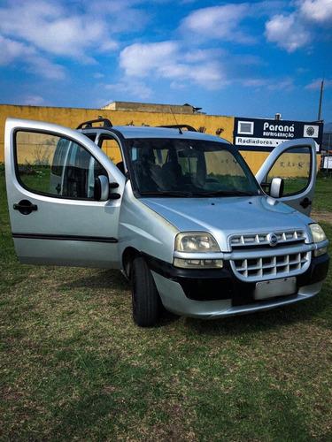 Imagem 1 de 6 de Fiat Doblo 2008 1.8 Elx Flex 5p