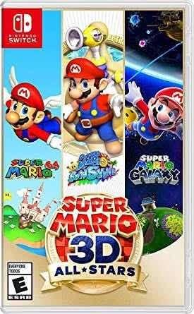 Súper Mario 3d All Star Switch