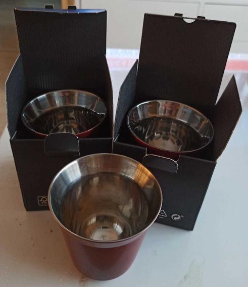 1 Taza Nespresso Pixie Lungo Cherry Red Original