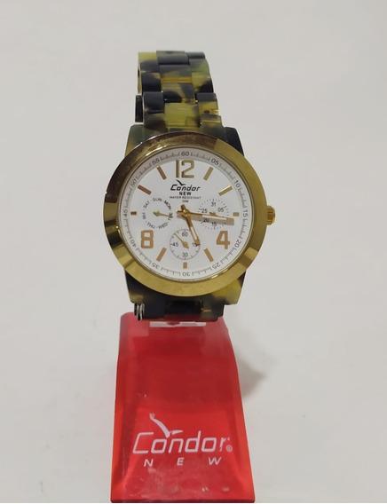 Relógio Feminino Condor Kp68011r