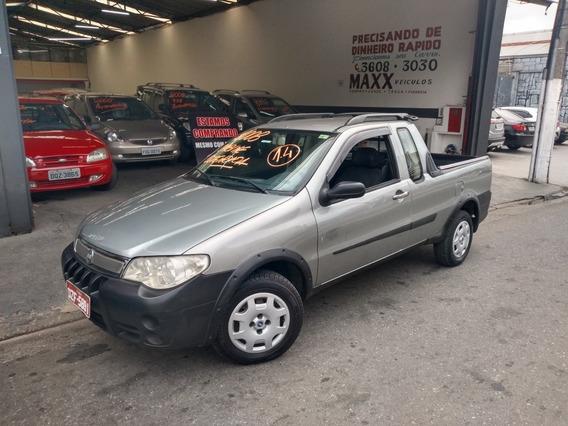 Fiat Strada 2008 1.4 Trekking Ce Flex 2p Com Direição Hidrau