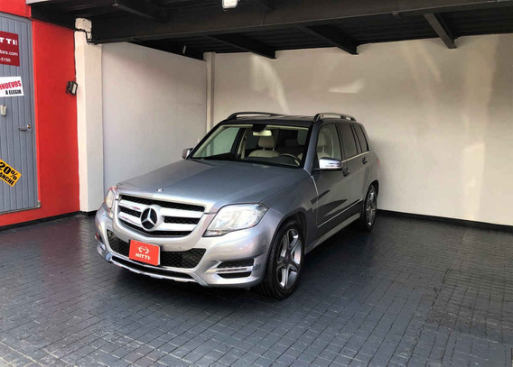 Mercedes-benz Clase Glk 2014 Egi Off Road