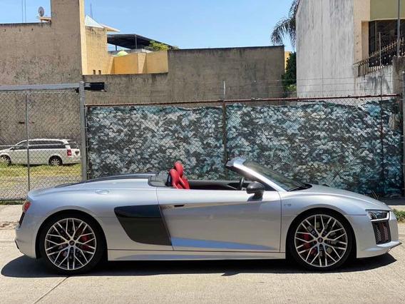 Audi R8 5.3 Spyder 5.2 Fsi 540 Hp Dsg 2017