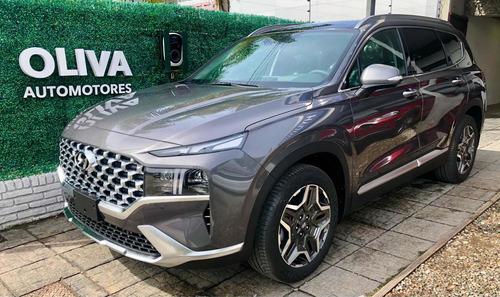 Nueva Hyundai Santa Fe Premium 2.5 2021, Dejate Sorprender!!