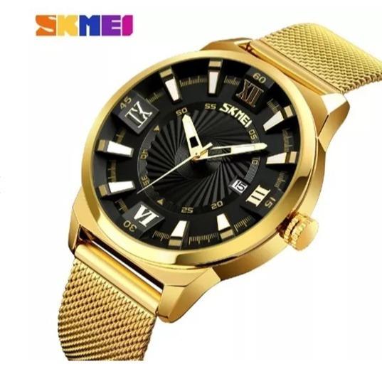 Relógio Skmei Masculino Modelo 9166- Frete Grátis,promoção