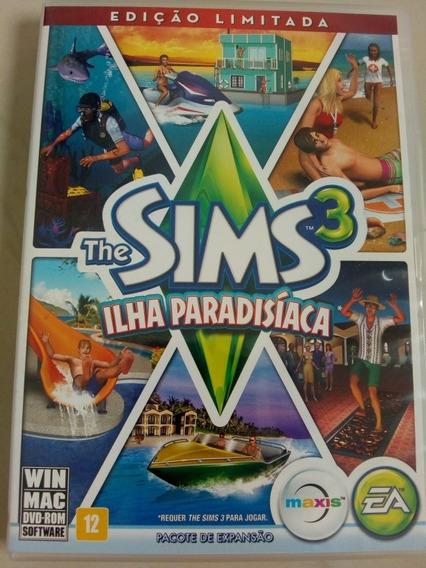 The Sims 3 Ilha Paradisíaca Pc Expansão