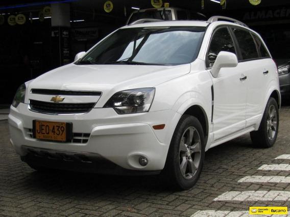 Chevrolet Captiva Sport 3000 Cc At 4x4 Awd