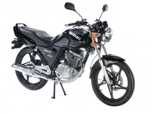 Suzuki En 125 2a Yamaha Ybr Honda Cg New