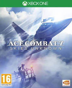 Ace Combat 7:skies Unknown Mídia Digital + 1brinde