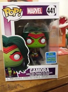 Funko Pop! Gamora 441# Exclusivo Marvel