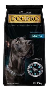 Alimento Dogpro perro adulto todos los tamaños mix 15kg