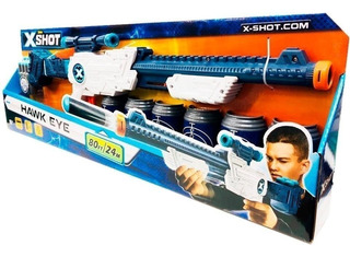 Juguete Pistola Dardos Xshot Hawk Eye Babymovil 01186