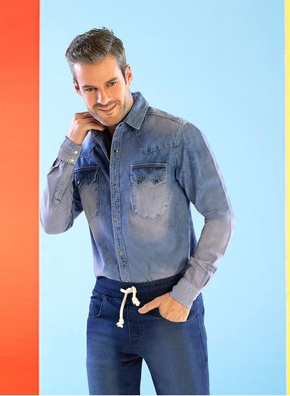 Camisas Azul 1349719