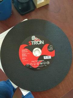 Disco Stron Trozadora De 14