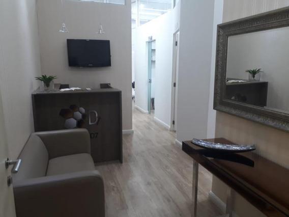 Sala Para Alugar, 60 M² Por R$ 3.500,00/mês - Cambuí - Campinas/sp - Sa0941