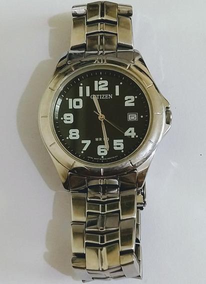 Reloj Para Caballero Citizen Modelo N-251a Usado
