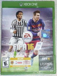 Fifa 16 Xbox One Usado - Addware Castelar