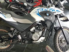 Bmw G 650 Gs Sertão 2013 Branca