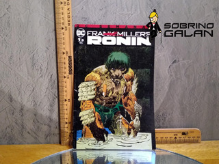Comic Dc Ronin Por Frank Miller (en Español) 2017