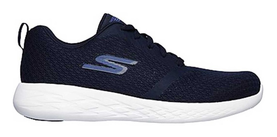 Zapatillas Skechers Men Go Run 600 Circulate 55098 Nvw 5098
