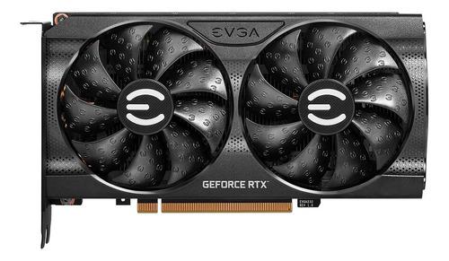 Imagem 1 de 4 de Placa de vídeo Nvidia Evga  Gaming GeForce RTX 30 Series RTX 3060 12G-P5-3657-KR 12GB