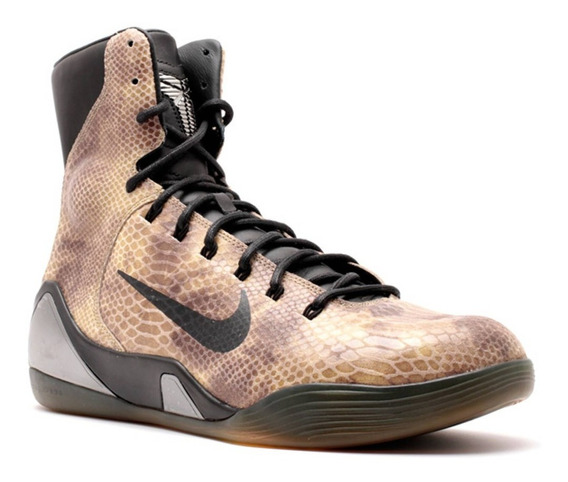 Zapatillas Nike Kobe 9 Elite / Ix High Ext Qs Basquet Pro