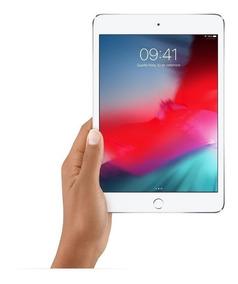 Apple iPad Mini 4 Cinza Claro 128gb 1 Ano De Garantia Nf
