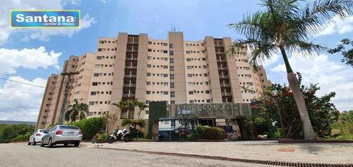 Imagem 1 de 30 de Apartamento Com 2 Dormitórios À Venda, 74 M² Por R$ 148.000,00 - Bandeirantes - Caldas Novas/go - Ap0965