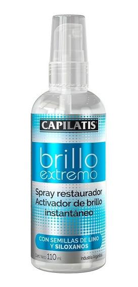 Spray Capilatis Brillo Extremo Restaurador Activador 110ml