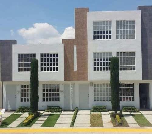 Casa Nueva En Venta En Chalco, A Solo 35 Minutos De La Cdmx