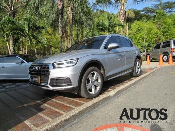 Audi Q5 Quattro Advance 4x4 At Sec Cc2000 Turbo