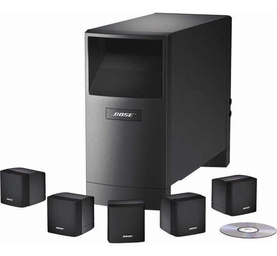 Bose Subwoofer Acoustimass 6 Series V Home Theater System