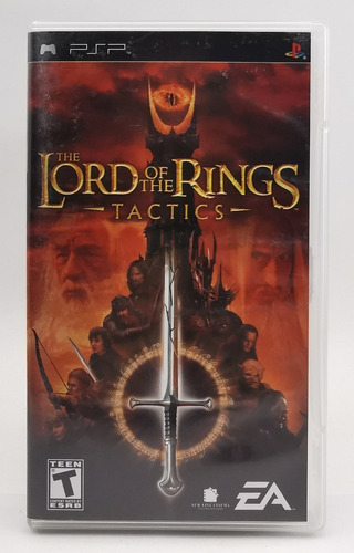 Lord Of The Rings Tactics The Psp Original * R G Gallery