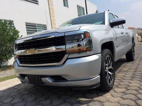 Chevrolet Silverado 2500 Cabina Extendida Ls V8 4x2 2018