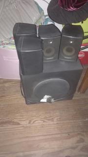 Vendo Sistema De Sonido Home Theatre De 5.1