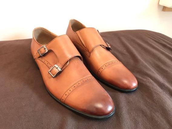 Zapatos De Vestir Marrones Cuero Aldo